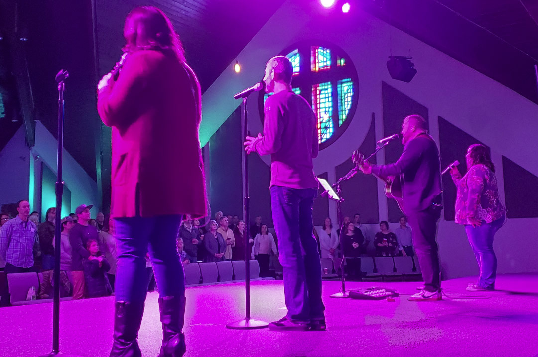 Radiant Life Church Worship Team